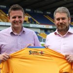 Senior Salmon announce back of shirt sponsorship deal