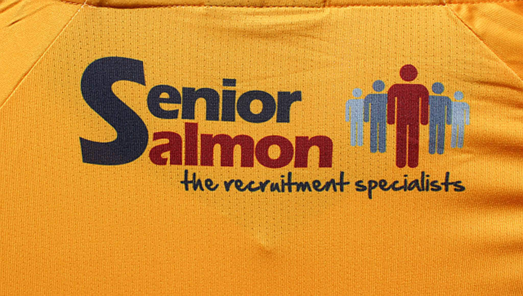 Senior Salmon Shirt